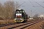 """Vossloh 5001684 - MRCE """"500 1684"""" 27.11.2008 - Wiesental (Baden)Nahne Johannsen"""