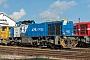 """Vossloh 5001692 - CFL Cargo """"1587"""" 19.02.2014 - Moers, Vossloh Locomotives GmbH, Service-ZentrumRolf Alberts"""