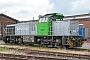 """Vossloh 5001693 - CFL Cargo """"1588"""" 25.06.2012 - Moers, Vossloh Locomotives GmbH, Service-ZentrumRolf Alberts"""