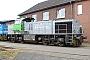 """Vossloh 5001693 - CFL Cargo """"1588"""" 20.01.2014 - MoersJörg van Essen"""