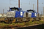 """Vossloh 5001709 - EPF """"1036"""" 08.102016 - Les Aubrais Orléans (Loiret)Thierry Mazoyer"""