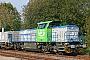 Vossloh 5001713 - LDS 08.10.2010 - Kiel-SchusterkrugTomke Scheel
