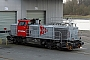 """Vossloh 5001713 - Schweerbau """"92 80 1277 030-3 D-LDS"""" 02.02.2020 - Kiel-Wik, NordhafenTomke Scheel"""