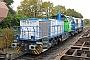 """Vossloh 5001713 - LDS """"92 80 1277 030-3 D-LDS"""" 24.10.2010 - KielTomke Scheel"""
