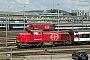 "Vossloh 5001718 - SBB ""843 041-5"" 18.06.2014 - Basel, Bahnhof SBBNahne Johannsen"