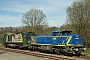 "Vossloh 5001721 - MWB ""V 2305"" 13.04.2007 - Kiel-SchusterkrugTomke Scheel"