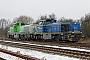 "Vossloh 5001721 - MWB ""V 2305"" 23.02.2013 - NeuwittenbekTomke Scheel"