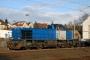 Vossloh 5001722 - Veolia Cargo 06.02.2008 - HochfeldenAndré Grouillet