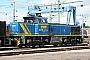 Vossloh 5001726 - CFL Cargo 02.10.2008 - Bettembourg-TriageMarc Schwartz