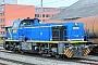 Vossloh 5001726 - SBB Cargo 15.08.2014 - Basel, Sankt JohannTheo Stolz