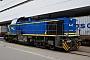 """Vossloh 5001726 - EVB """"276 005"""" 09.04.2019 - Muttenz, AuhafenGeorg Balmer"""