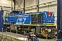 "Vossloh 5001726 - SBB Cargo ""276 005"" 13.03.2021 - DuisburgTobias Gras"