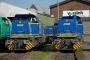 "Vossloh 5001727 - MWB ""V 2107"" 30.08.2007 - Moers, Vossloh Locomotives GmbH, Service-ZentrumRolf Alberts"