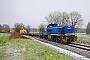 """Vossloh 5001727 - MWB """"V 2107"""" 06.12.2013 - Altenholz, LummerbruchJens Vollertsen"""