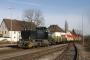 Vossloh 5001730 - TWE 17.02.2008 - Gütersloh-NordSevrien Ferrée
