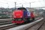 """Vossloh 5001736 - SBB Cargo """"Am 842 011-9"""" 14.02.2007 - ChiassoFriedrich Maurer"""