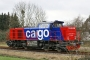 """Vossloh 5001736 - SBB Cargo """"Am 842 011-9"""" 29.01.2007 - AltenholzStefan Horst"""