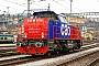 "Vossloh 5001736 - SBB Cargo ""D 100 003 SR"" 14.02.2007 - Ponte ChiassoAlexander Leroy"