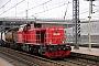 """Vossloh 5001737 - Captrain """"D 100 100"""" 16.02.2015 - Rho Fiera MilanoDr. Günther Barths"""