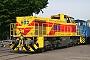 """Vossloh 5001739 - EH """"602"""" 05.05.2007 - Moers, Vossloh Locomotives GmbH, Service-ZentrumPatrick Böttger"""