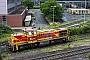 """Vossloh 5001741 - TKSE """"604"""" 15.06.2019 - Duisburg-SchwelgernMartin Welzel"""