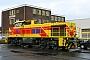 """Vossloh 5001743 - EH """"606"""" 22.12.2008 - Moers, Vossloh Locomotives GmbH, Service-ZentrumFrank Glaubitz"""
