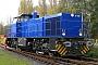"""Vossloh 5001745 - IL """"207"""" 27.10.2008 - Kiel-Friedrichsort, Vossloh Locomotives GmbHThomas Reschke"""