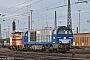 "Vossloh 5001752 - duisport ""92 80 1272 408-6 D-VL"" 17.12.2019 - Oberhausen, Rangierbahnhof WestRolf Alberts"