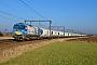 """Vossloh 5001755 - Veolia Cargo """"1755"""" 31.01.2009 - EkerenLuc Peulen"""