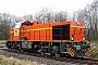 """Vossloh 5001762 - SECO-RAIL """"01"""" 13.12.2006 - AltenholzTomke Scheel"""