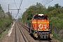 """Vossloh 5001762 - COLAS RAIL """"01"""" 13.04.2011 - Sennecey le GrandSylvain  Assez"""