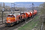 """Vossloh 5001773 - COLAS RAIL """"12"""" 20.03.2008 - Mézy-MoulinsPatrick Sambourg"""