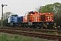 """Vossloh 5001774 - SECO-RAIL """"13"""" 24.04.2007 - NeuwittenbekTomke Scheel"""