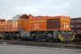 """Vossloh 5001775 - Railion """"266 775-6"""" 24.11.2007 - Moers, Vossloh Locomotives GmbH, Service-ZentrumRolf Alberts"""