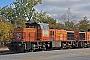 "Vossloh 5001777 - COLAS RAIL ""16"" 06.11.2014 - St Jory Triage Thierry Leleu"