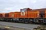 """Vossloh 5001781 - Railion """"266 781-4"""" 24.11.2007 - Moers, Vossloh Locomotives GmbH, Service-ZentrumRolf Alberts"""