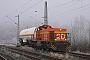 "Vossloh 5001781 - Railion ""266 781-4"" 19.12.2007 - LangelandTobias Pokallus"