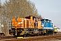 "Vossloh 5001782 - northrail ""9"" 02.04.2011 - Hamburg-Billbrook, northrailBerthold Hertzfeldt"