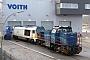 """Vossloh 5001793 - HGB """"V 150.01"""" 09.03.2018 - Kiel-Wik, NordhafenTomke Scheel"""