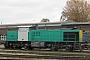 """Vossloh 5001796 - ACTS """"7108"""" 26.10.2011 - Moers, Vossloh Locomotives GmbH, Service-ZentrumMichael Kuschke"""