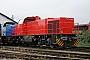 "Vossloh 5001815 - AVG ""469"" 06.10.2008 - Moers, Vossloh Locomotives GmbH, Service-ZentrumRolf Alberts"