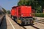 """Vossloh 5001815 - AVG """"469"""" 18.08.2018 - Ettlingen, StadtbahnhofWolfgang Rudolph"""