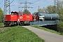 """Vossloh 5001815 - AVG """"469"""" 09.04.2020 - KarlsruheJoachim Lutz"""