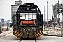 """Vossloh 5001819 - Rhenus Rail """"47"""" 20.03.2016 - Mannheim, HafengebietErnst Lauer"""