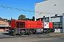 """Vossloh 5001821 - CFL Cargo """"BB61732"""" 21.09.2019 - NiebüllTomke Scheel"""