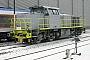 Vossloh 5001852 - Sydvaranger 16.01.2010 - Kiel-SüdTomke Scheel