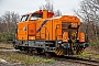 Vossloh 5001860 - northrail 19.12.2015 - Krefeld-Linn, railtecMalte Werning