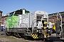 """Vossloh 5001862 - Vossloh """"98 80 0650 104-9 D-VL"""" 16.02.2016 - Moers, Vossloh Locomotives GmbH, Service-ZentrumMartin Welzel"""