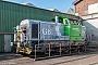 "Vossloh 5001862 - Vossloh ""98 80 0650 104-9 D-VL"" 20.01.2016 - Moers, Vossloh Locomotives GmbH, Service-ZentrumRolf Alberts"