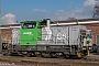 "Vossloh 5001862 - Vossloh ""98 80 0650 104-9 D-VL"" 17.01.2016 - Moers, Vossloh Locomotives GmbH, Service-ZentrumRolf Alberts"